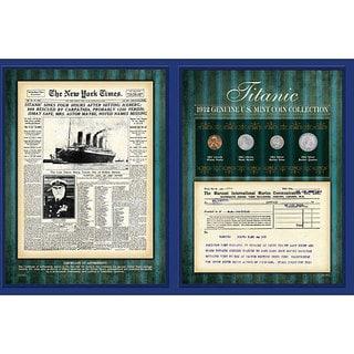 American Coin Treasures Titanic Collection