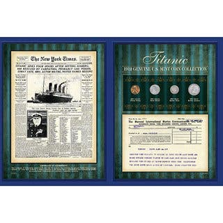 American Coin Treasures Titanic Collection|https://ak1.ostkcdn.com/images/products/6031023/P13712027.jpg?impolicy=medium