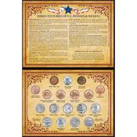American Coin Treasures Three Centuries of U.S. Pennies and Nickels