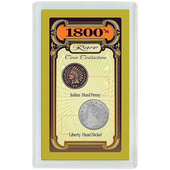 American Coin Treasures 1800's Rare Coin Collection (1800...