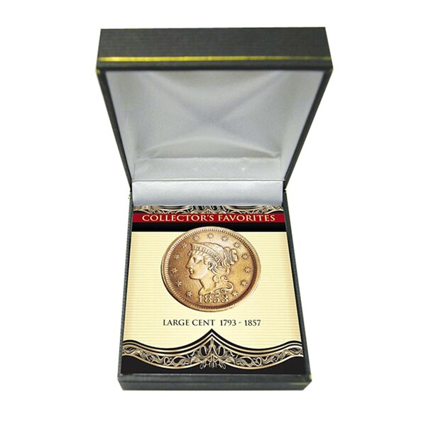 American Coin Treasures Collector's Favorites Large Cent