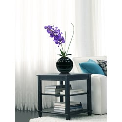 Laura Ashley Real Touch Purple Vanda Orchid