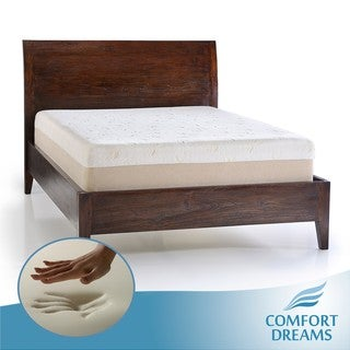 Comfort Dreams Dual Comfort 14-inch King-size  Memory Foam Mattress