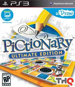 PS3 - Pictionary 2