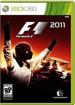 Xbox 360 - F1 2011 - THQ