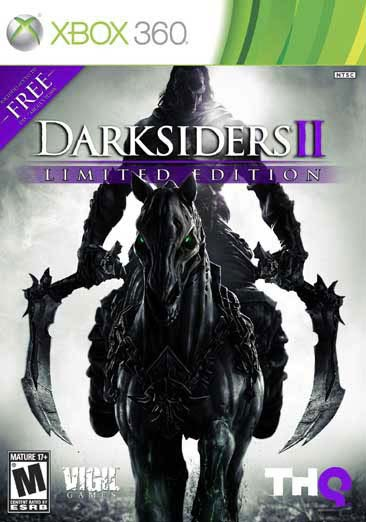 Xbox 360 - Darksiders II - By THQ