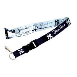New York Yankees Clip Lanyard - Thumbnail 1