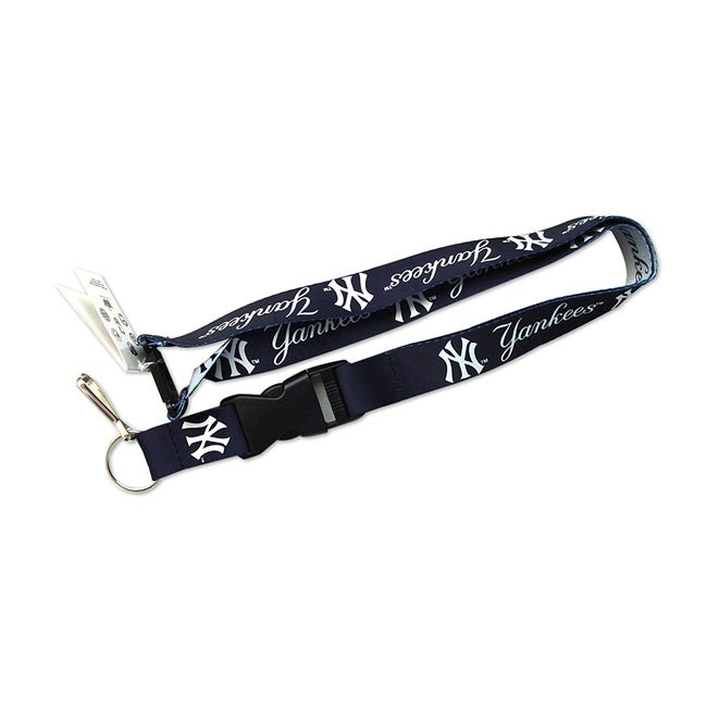 New York Yankees Clip Lanyard