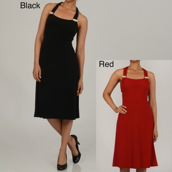 Issue New York Women's Rhinestone Dress