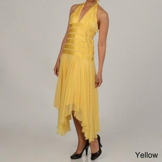 Issue New York Women's Tie Halter Dress