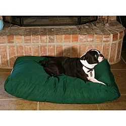 Green Medium Pet Bed