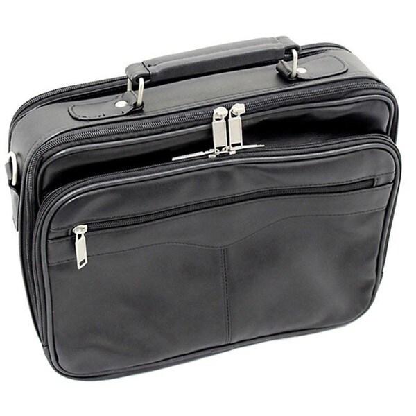 World Traveler Executive Leatherette 13-inch Laptop Case