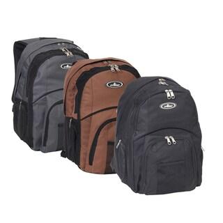 Everest 15-inch Laptop Backpack (Option: Black)