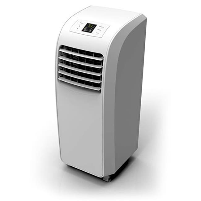 LG Electronics LP0711WNR 7,000 BTU Portable Air Conditioner with Remote (Refurbished) - Thumbnail 0