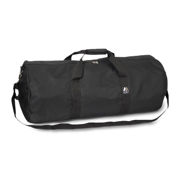 27c13b4eecb9 Shop Everest 30-inch Polyester Rounded Duffel Bag - Free Shipping On ...