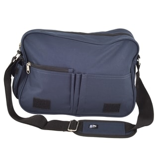 Everest Trading 15-inch Messenger Bag and Interior Organizer
