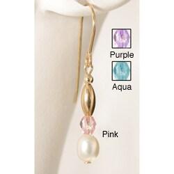 Sweet Mya Valentine Pearl Earrings Pairs (Set of 6)