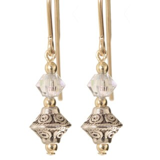 Tehya Crystal Earrings Pairs (Set of 7)
