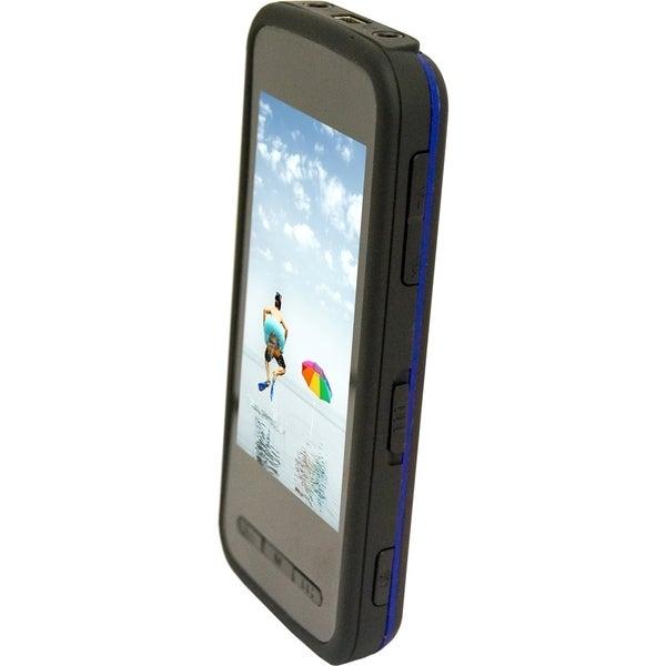 Mach Speed Trio T3010 4 GB Black Flash Portable Media Player