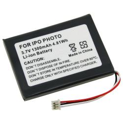 INSTEN Li-ion Battery and Dock Plug for Apple iPod 4th Generation - Thumbnail 1