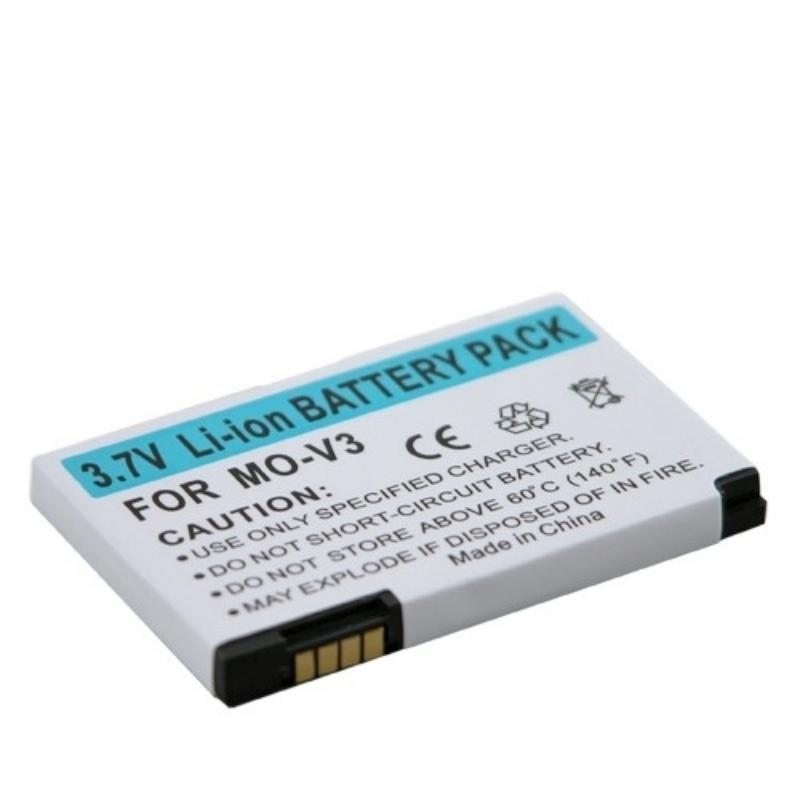 INSTEN Rechargeable Li-ion Battery Pack with Microchip for Motorola Razr V3