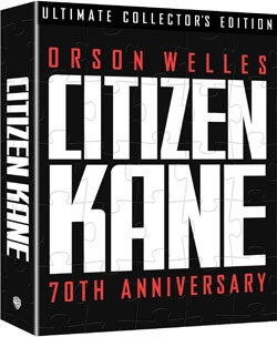 Citizen Kane: Ultimate Collector's Edition (DVD)