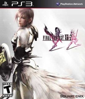 PS3 - Final Fantasy XIII 2