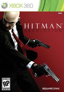 Xbox 360 - Hitman: Absolution - By Square Enix
