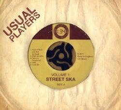 USUAL PLAYERS - VOL. 1-STREET SKA
