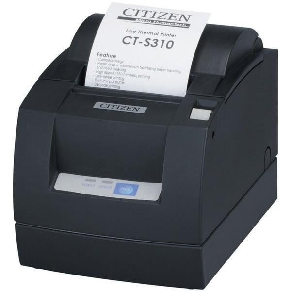 Citizen CT-S310II Direct Thermal Printer - Monochrome - Desktop - Rec