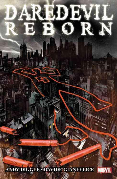 Daredevil: Reborn (Paperback)