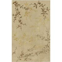 Hand-tufted Virginia Wool Area Rug - 8' x 11'