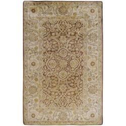 Hand-tufted Montclair Wool Rug (8' x 11')