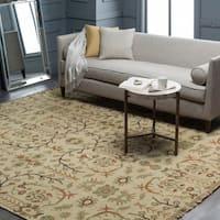 Hand-knotted Montgomery Wool Area Rug - 8' x 10'