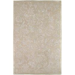 Hand-tufted Stamford Wool Area Rug (8' x 11') - Thumbnail 0