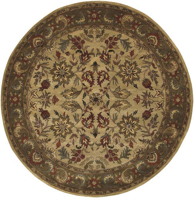 Hand-tufted Newark Wool Rug (8' Round)