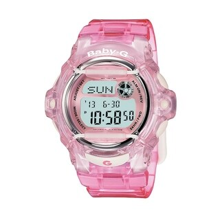 Casio Baby-G Pink Whale Digital Sport Watch BG169R-4CR