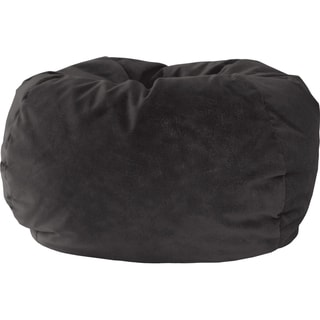 GOLD MEDAL® Bean Bag, Microsuede, Extra Small 84""