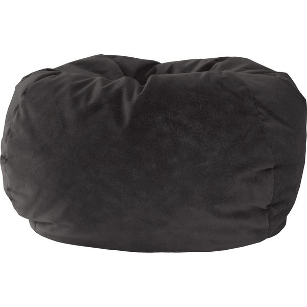 Gold Medal Kid's Suede Bean Bag