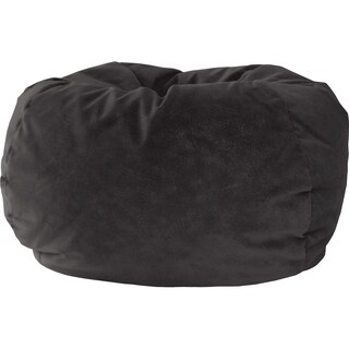 Gold Medal Kid's Suede Bean Bag - 15 x 26