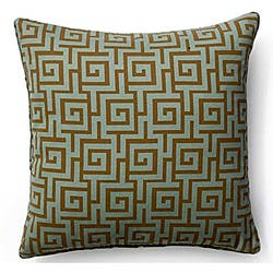 soft decorative pillows. Grey 20x20 inch Puzzle Outdoor Decorative Pillow Soft Throw Pillows For Less  Overstock com