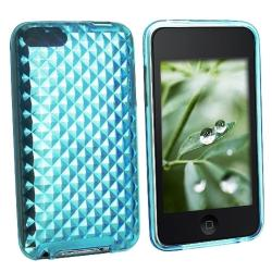8-piece Cases/ Screen Protector for Apple iPod touch Generation 2/ 3 - Thumbnail 2