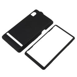 4-piece Cases/ Screen Protector for Motorola A855/ Tao/ Droid
