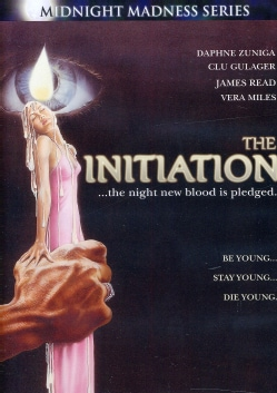 The Initiation (DVD)