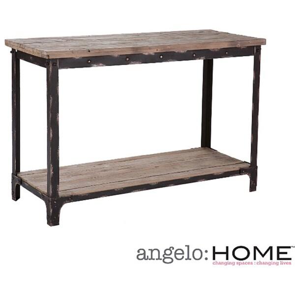 angelo:HOME Bowery Sofa Table
