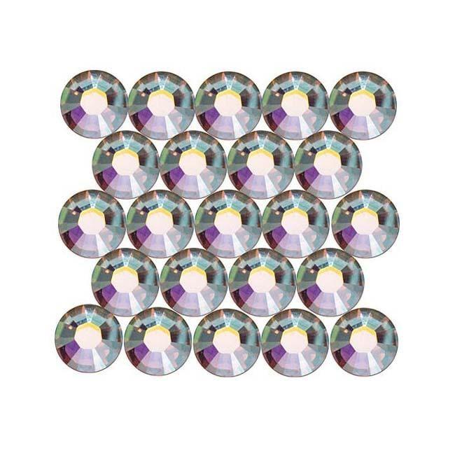 Beadaholique  Austrian Crystal Light Amethyst AB ss12 Rhinestones (Pack of 50)