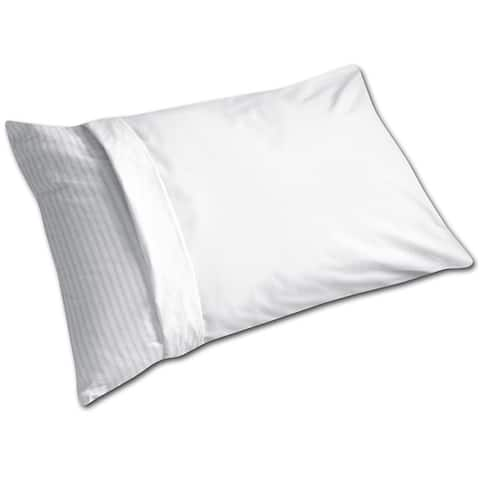 Fresh Ideas Cotton/ Polyester Pillow Protectors (Set of 6)