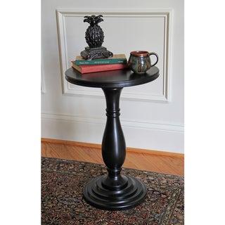 Sexton Black Side Table