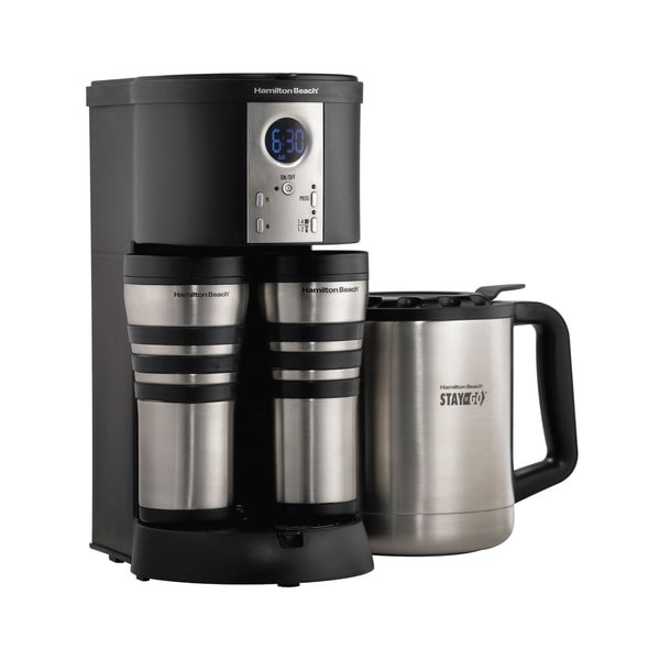 Dcm7 black maker 1 coffee and decker cup