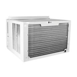 Heat and Cool Window Air Conditioner with Remote (Refurbished)